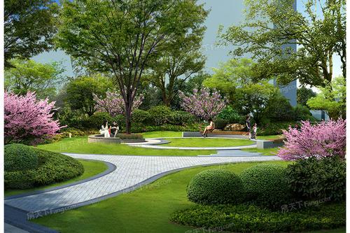 无锡庭院设计公司,无锡绿植租赁公司
